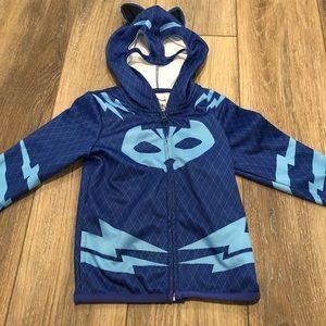 Fleece lined CatBoy hoodie